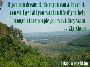 Sassy Sayings - If you can dream it https://lindaursin.net