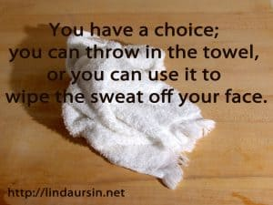 You have a choice - Sassy Sayings - https://lindaursin.net