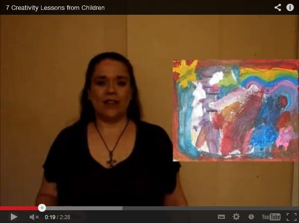 7 Creativity Lessons from Children