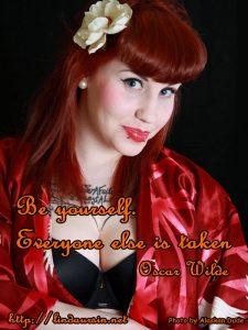 Be yourself - Sassy Sayings - https://lindaursin.net
