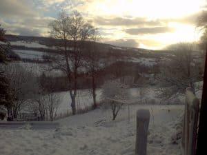 First snow 8