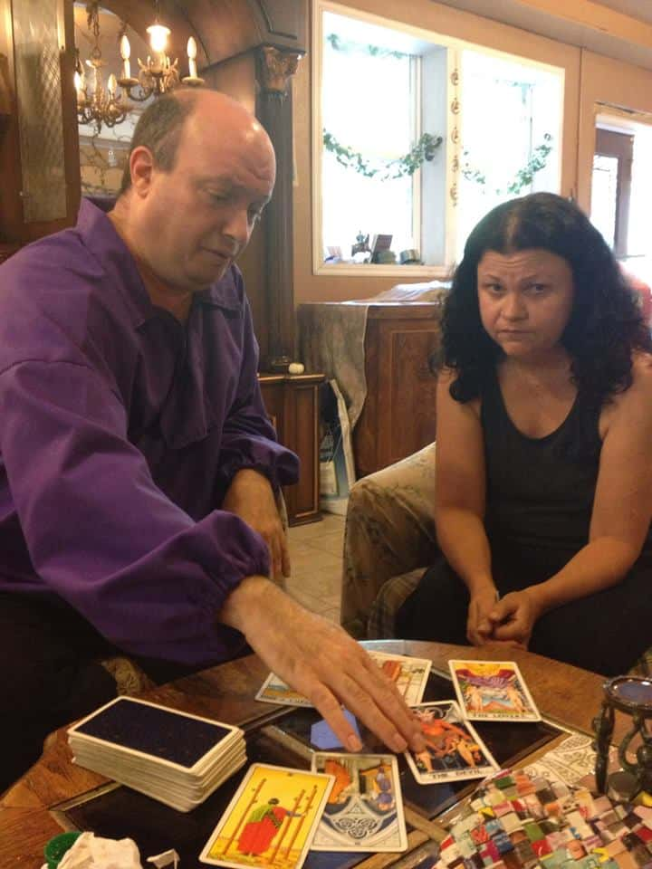 Interview with Gary Karp – Tarot Professional, Life Coach and NLP Therapist