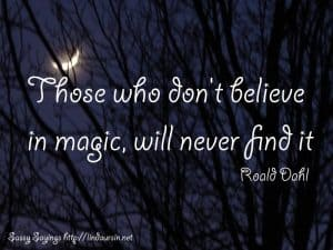 Those who don't believe... - Sassy Sayings https://lindaursin.net