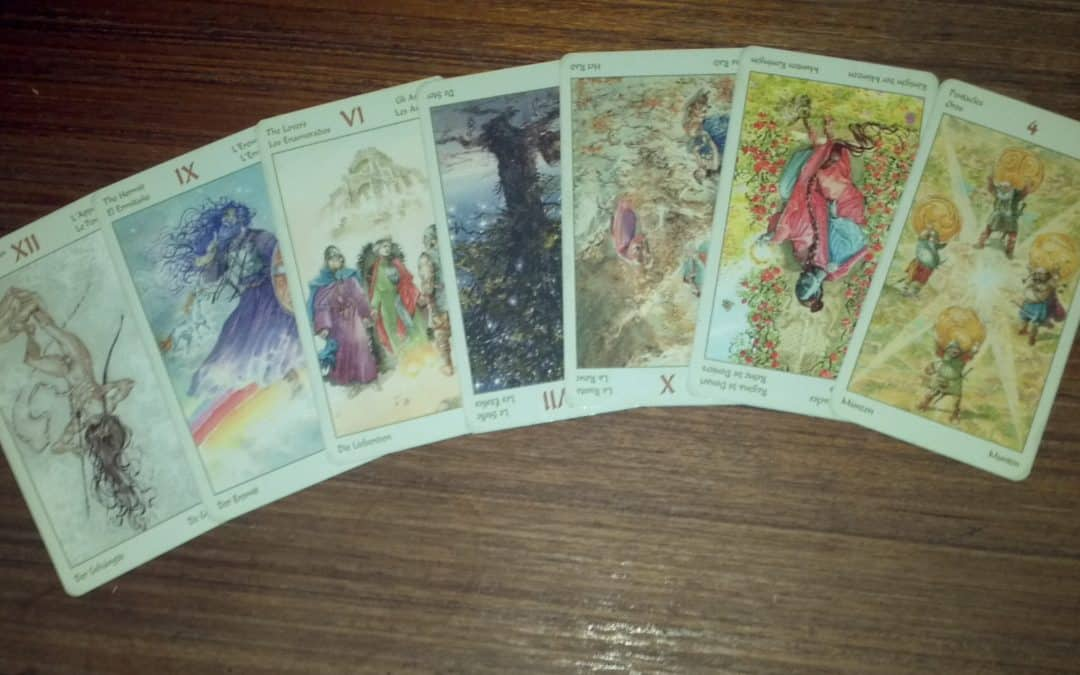 What would help me the most in finishing my book, a Tarot reading