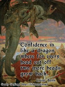 Sassy Sayings with Dragons