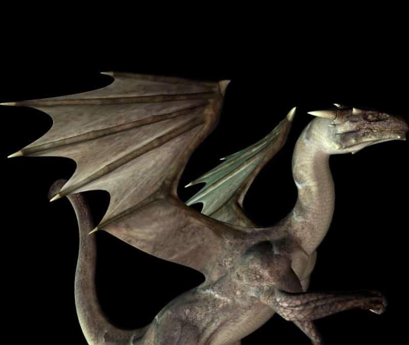 Sassy Sayings with Dragons