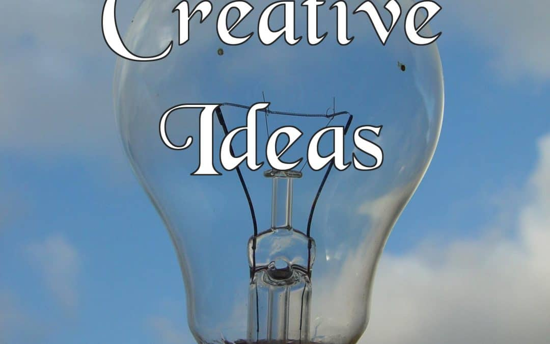 How to get creative ideas