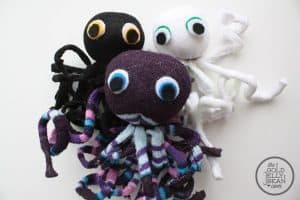 The examples of the sock octopus
