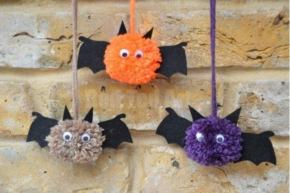 Easy Peasy Halloween Crafts