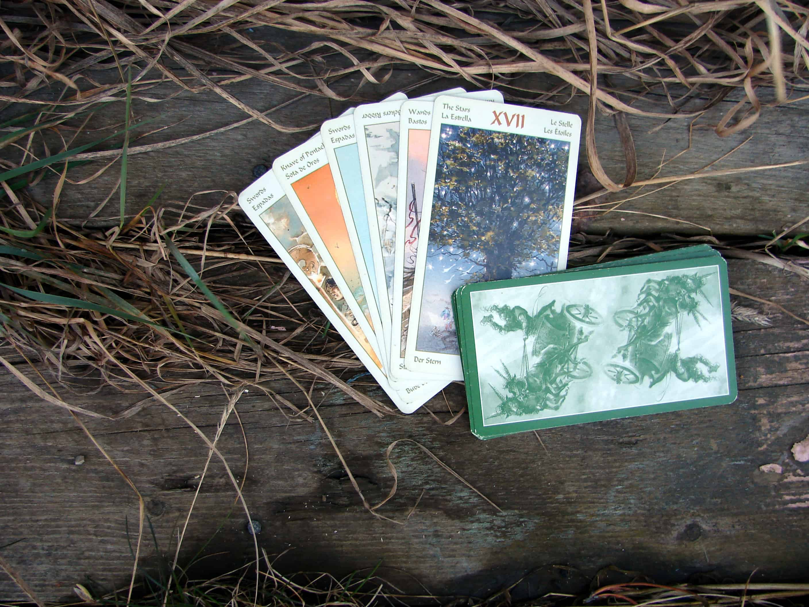 A Tarot reading on needed guidance