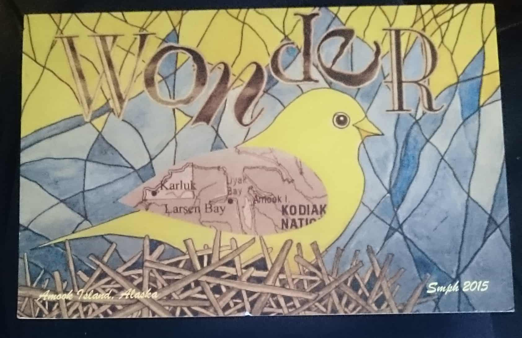 Liberate Your Art in a Postcard Swap