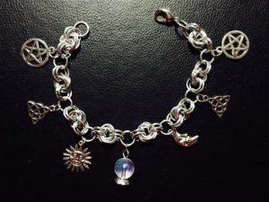 Lisa Davis-Woolwine bracelet