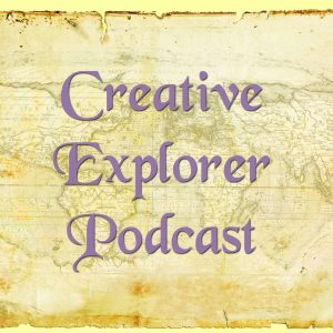 Creative Explorer Podcast Logo