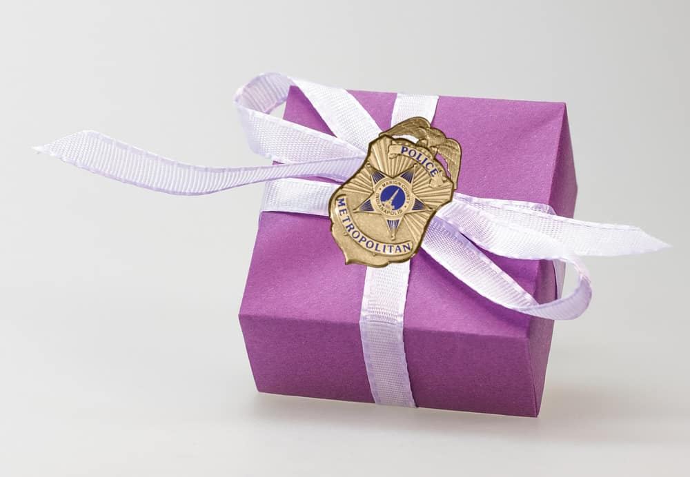 Cool and lovely gift ideas for the officer's partner