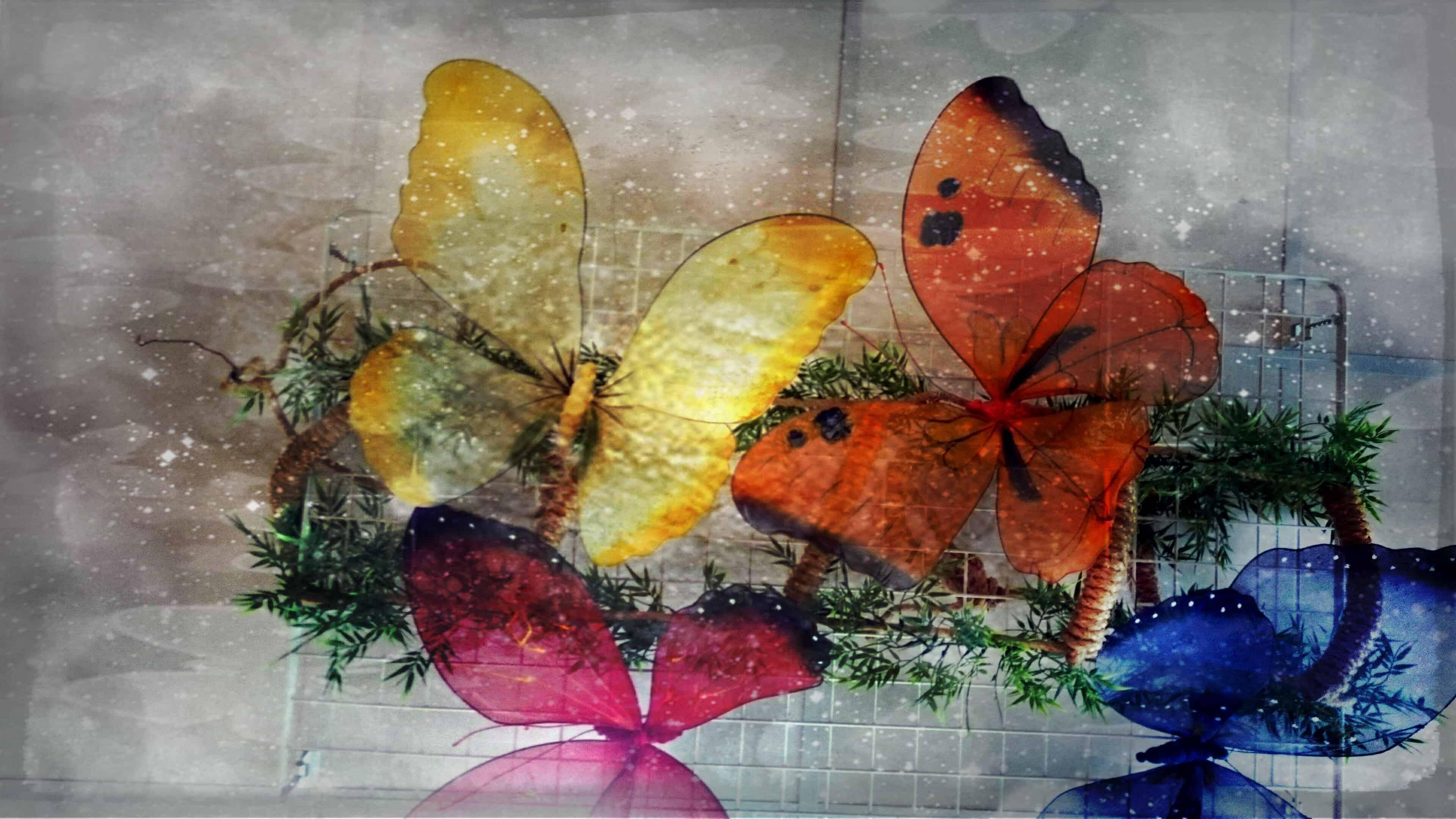Sparkling-Butterflies