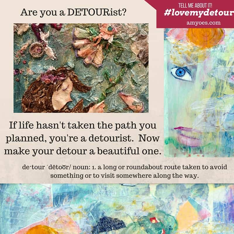 You're Not Lost: How to find yourself when life takes a detour