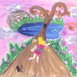 Pink Road by Amy Oestreicher