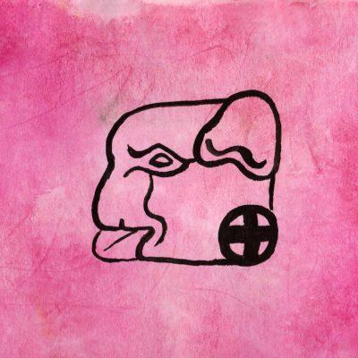 B'ah - 100 Sacred Symbols in Watercolour by Linda Ursin