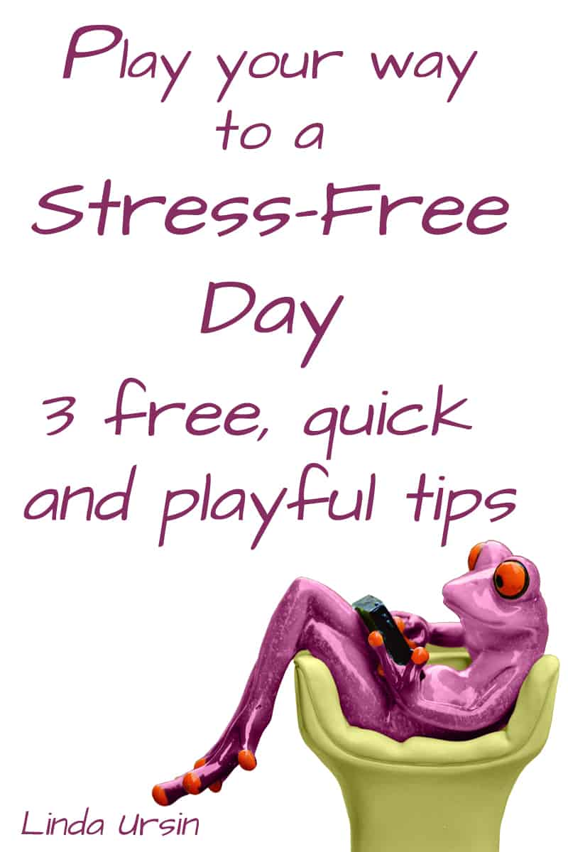 The new freebie is about stress