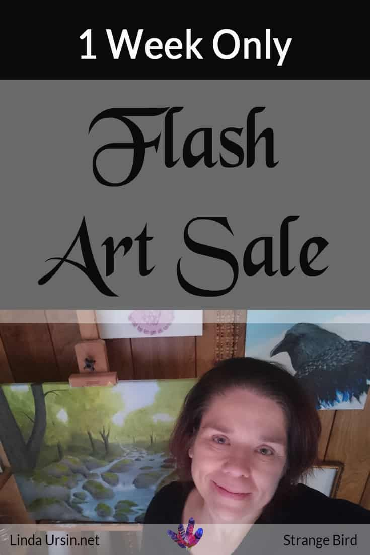 Flash Art Sale