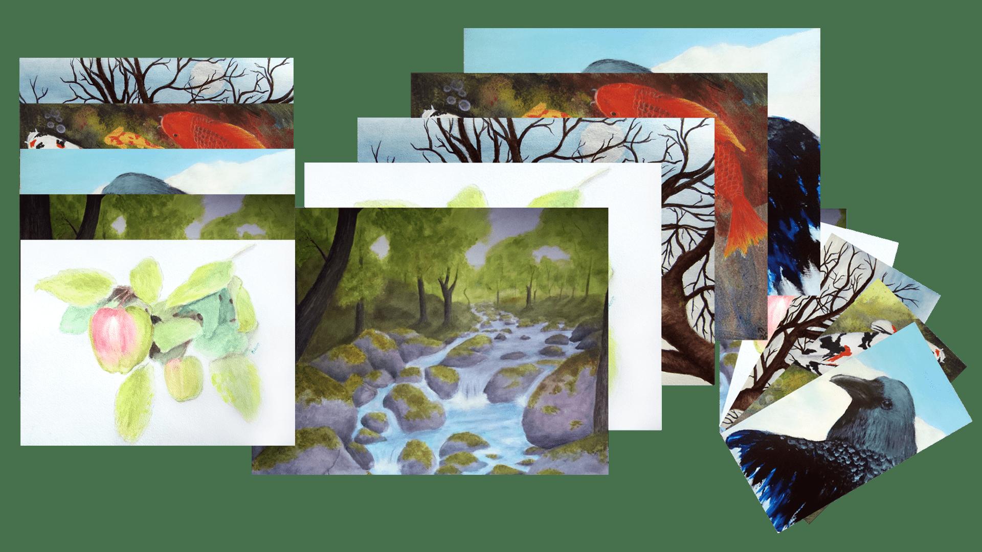 Free art wallpapers