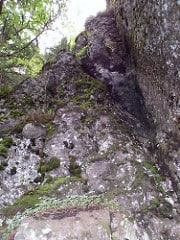 Conglomerate Wall