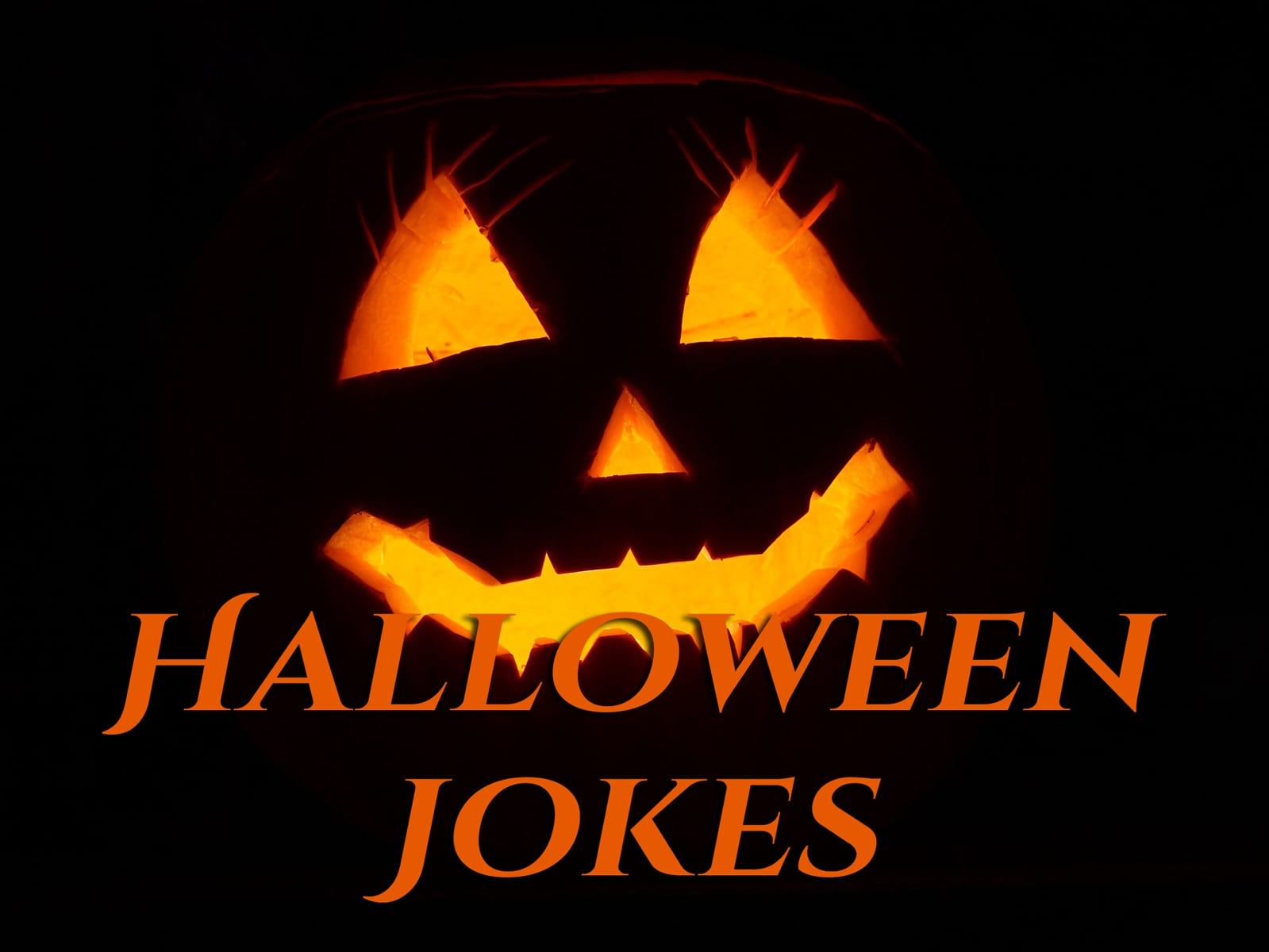 Some Pretty Silly Halloween Jokes