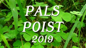 Pals Poist 2019 - mini art postcard swap