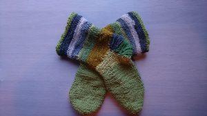 Nalbinding Socks