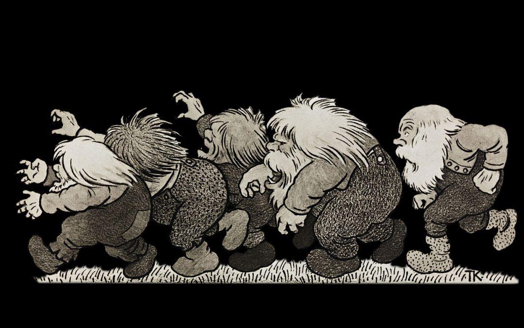 Meet the Little People of Scandinavian Folklore