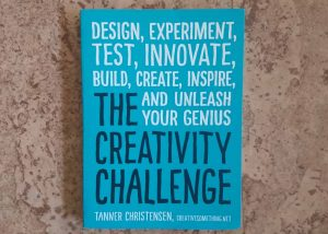 The creativity challenge - Tanner Christensen