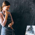 Make Art Not War - by Jilian Woods