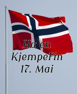 17mai 2020 Gratulerer med dagen! Happy Constitution Day Norway